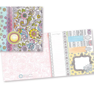 Colour your days Sticky Notes