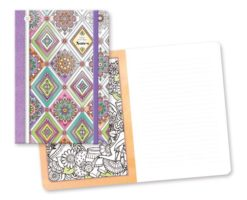 Colour your days A6 Notebook