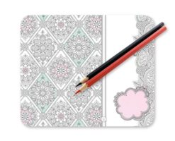 Colour your days Mousepadblock